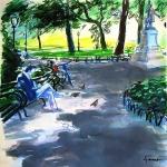 Central Park Shade