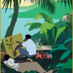Caribbean Painter